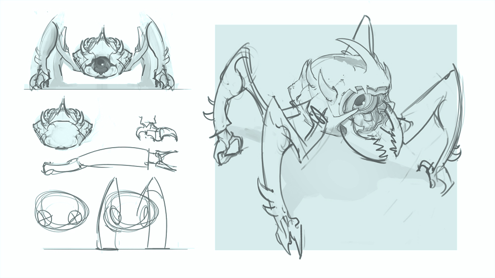 C.O.W. #255. Zelda Monster Redesign - WIPs Thread